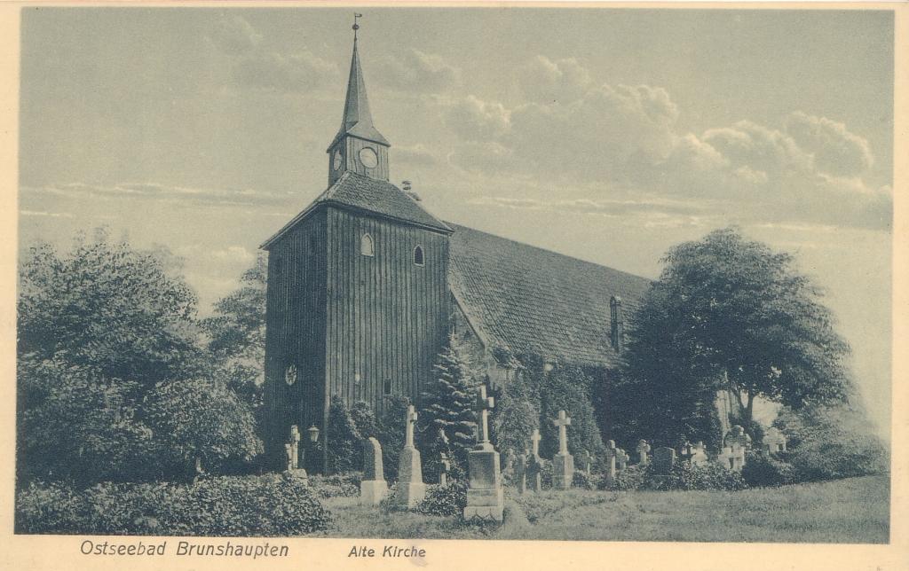 Kirche Brunshaupten